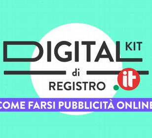 Digital Kit - How to promote yourself online