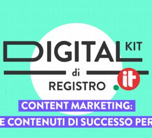 Digital Kit - Content marketing: create successful content for the web
