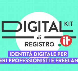 Digital Kit -Digital Identity for independent professionals and freelancers
